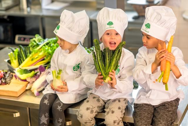 Nasza Kuchnia Smacznie i Zdrowo dla Dzieci!