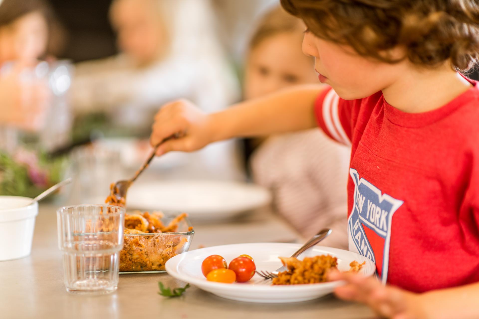Żywienie Przedszkolaka